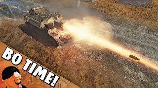 "War Thunder - Sturmpanzer II ""He Went Boom"""