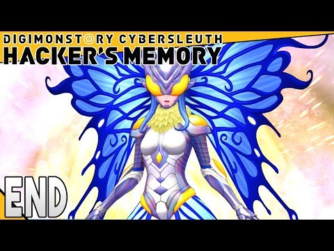 Digimon Story Cyber Sleuth Hackers Memory FINALE HUDIEMON & FINAL BOSS! Gameplay Walkthrough