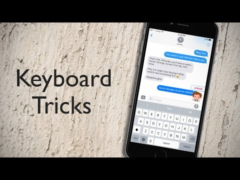 8 Cool iPhone Keyboard Tricks You Should Try