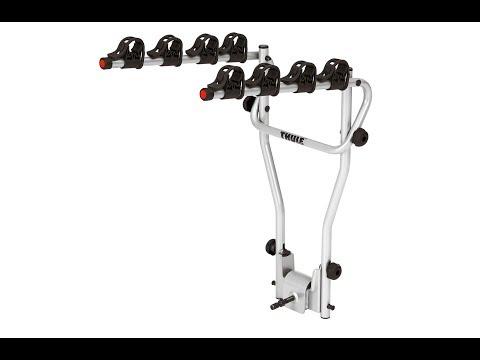 THULE HangOn 9708 багажник для перевозки велосипеда на фаркоп