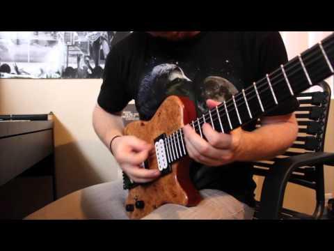 Kiesel Carvin Guitars Allan Holdsworth Pickup Demo