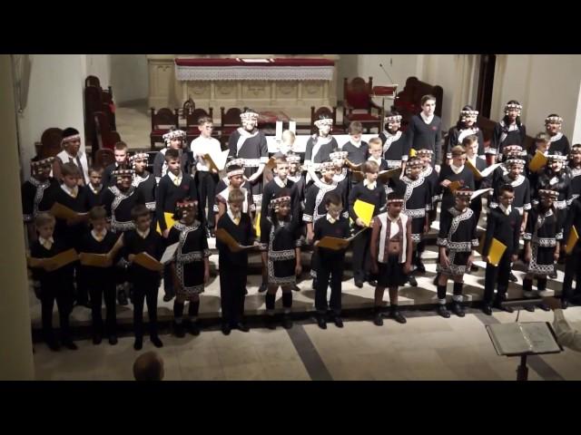 【央廣】茉莉花Jasmin 原聲童聲合唱團與Poznan Boys Choir 的美麗天籟