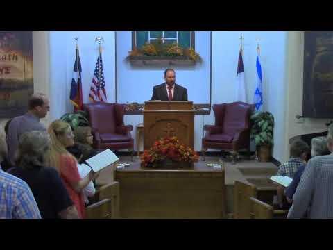 Sunday Evening Service 11-5-2017