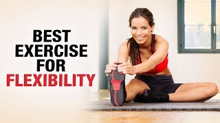 Best Exercise for Flexibility - Mamtaa  Joshi - Stretch Workout
