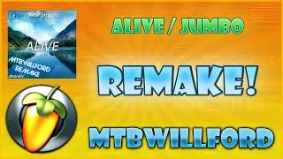 Alex skrindo - Jumbo - MTBWillford remake + FLP