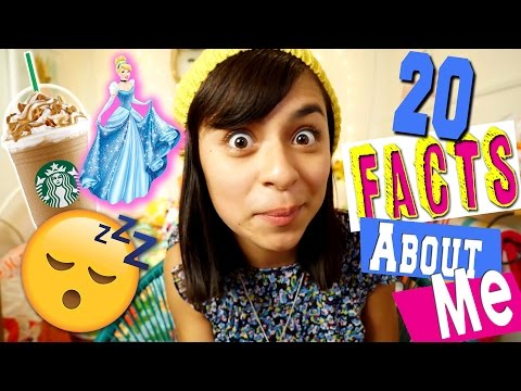 20 Facts About Me : JUST GISELLE // GEM Sisters
