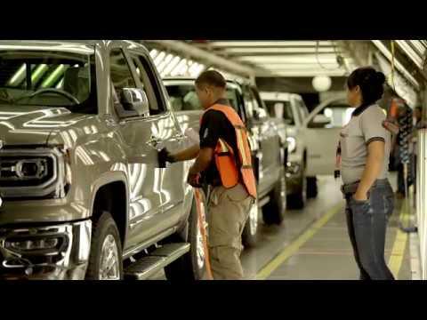 Complejo Silao fabrica la camioneta 5 millones