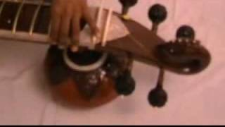 SURBAHAR  STRING MUSICAL INSTRUMENT STALLONE INDIA ID CODE NO.SOB2901 www.stalloneoverseas.com.avi