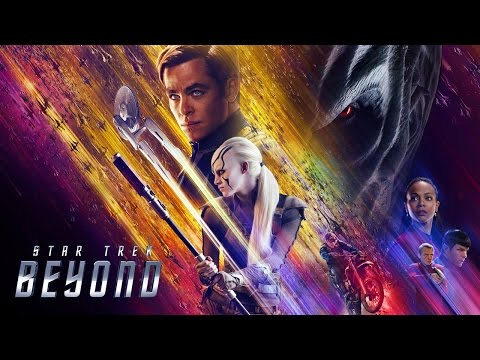 "STAR TREK BEYOND - Trailer italiano ufficiale con ""Sledgehammer"" di Rihanna"