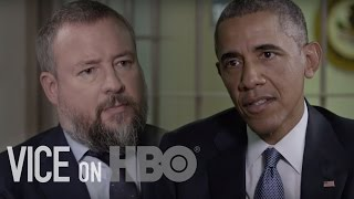 'Is The American Justice System Racist?' - Shane Smith Asks President Obama (Teaser)