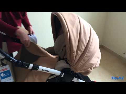 Коляска Verdi Stella видео обзор от Twins.ua