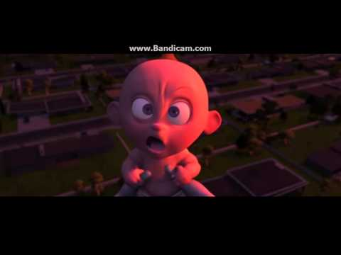 Incredibles syndrome's death