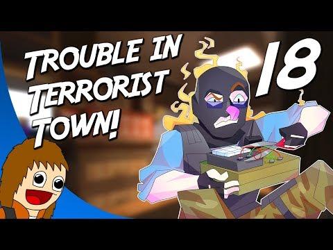 Garry's Mod TTT: Mini Manhacks - Part 18