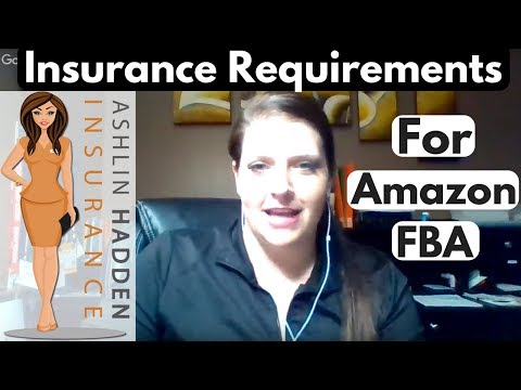 Amazon FBA Insurance Requirements with Ashlin Hadden!