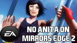 """Electronic Arts: """"No Anita Sarkeesian On Mirrors Edge 2"""""""