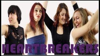 HEARTBREAKER - AURYN [COVER] Chusita ft. @Roenlared, @Rosinmas y @Aledia88 Thumbnail