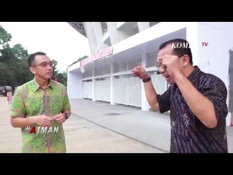 Jakarta & Tantangan Asian Games 2018 - AIMAN (Bag. 5)