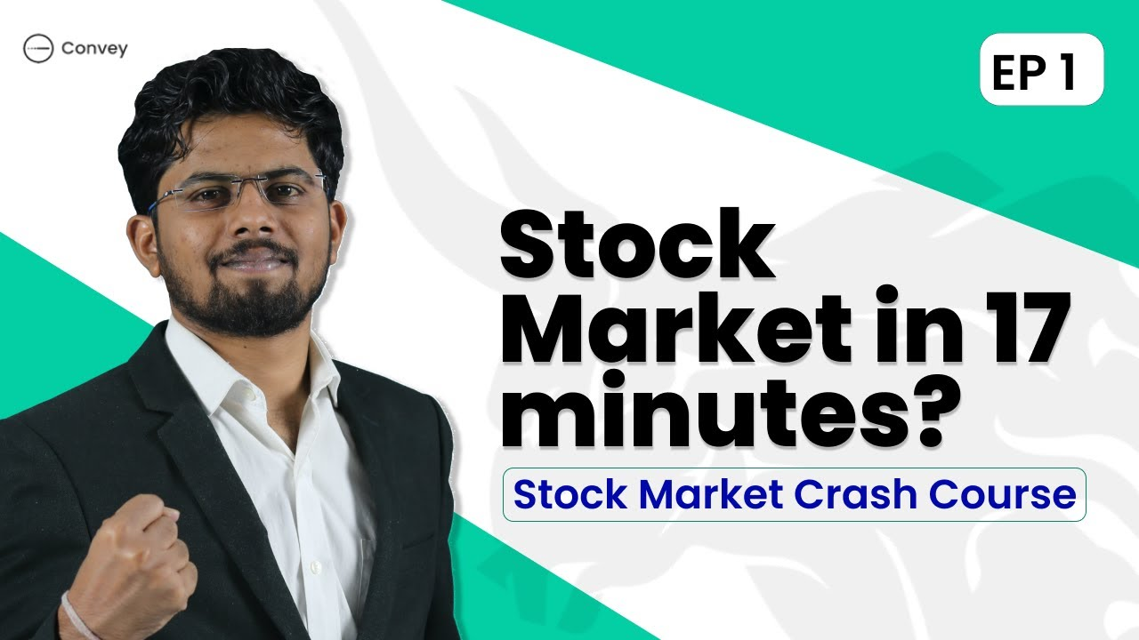 Download Stock Market for Beginners | Stock Market Crash Course Explained In Hindi | Best course EP: 1