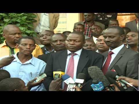 Industrial Court Orders End To Teachers' Strike