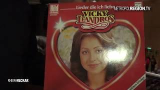 Vicky Leandros Weltstar in Weinheim