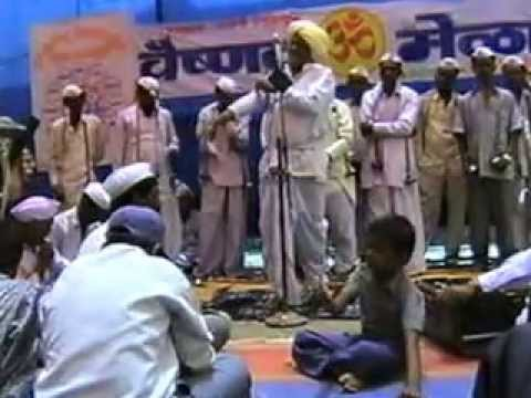 shri sant bhagwat maharaj koli kaka's kirtan in akhada 2 Travel Video