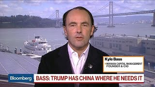 Kyle Bass Expects U.S. to Be in a Mild Recession by Middle of 2020