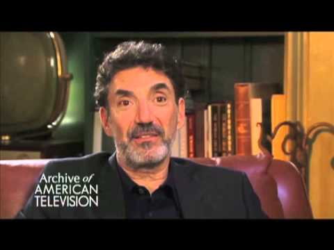 """Chuck Lorre on the success of """"The Big Bang Theory"""" - EMMYTVLEGENDS.ORG"""