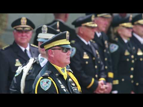 JPSO Deputy David Michel Jr. is laid to rest