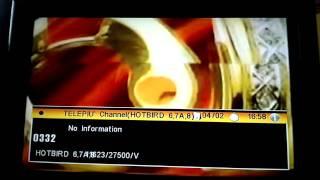 TV Channel Surfing - Hotbird @ 13°E (Part 2)