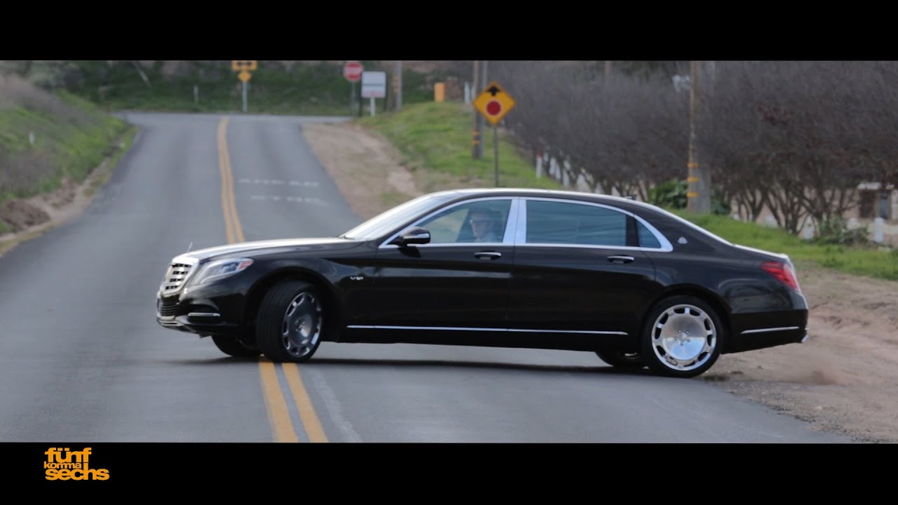 Mercedes Maybach S600 Testdrive And Interview With The