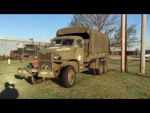 GMC CCKW 2.5 Ton Truck