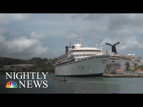 Measles Scare At Newark Airport, Cruise Ship Gets 100 Vaccines | NBC Nightly News