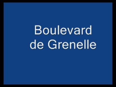 Boulevard de Grenelle Paris Arrondissement  15e