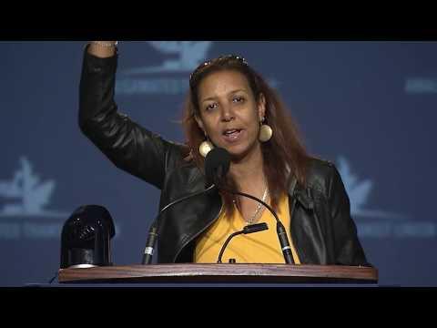 ATU 58th Convention Speaker - Marie Clarke Walker