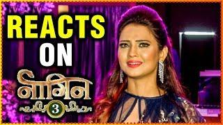 adaa khan reacts on naagin 3 finale episode sharad malhotra sangeet ceremony