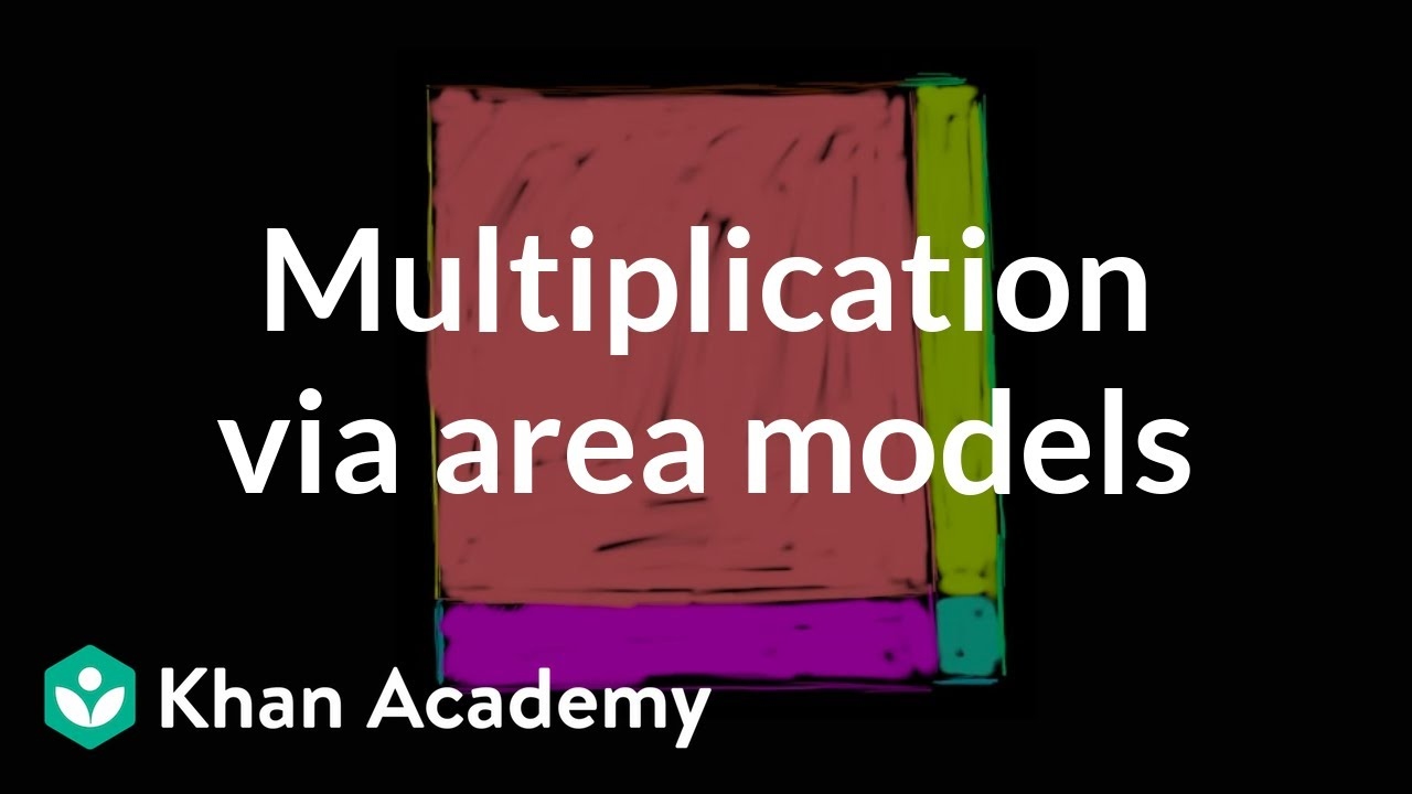 medium resolution of Multiplying with area model: 78 x 65 (video)   Khan Academy