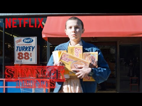 Stranger Things Rewatch | Eleven's Eggos