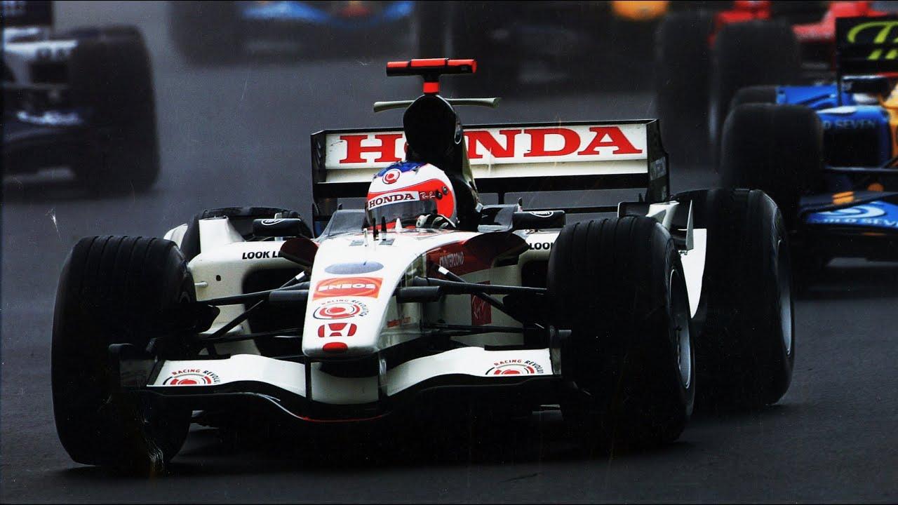 honda racing f1 team 2006 ra106 ra806e v8 2400cc fia