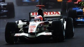 Honda Racing F1 Team 2006  RA106 RA806E V8 2,400cc   FIA Formula One World Championship