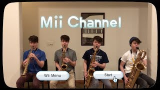 Mii Channel Music but it