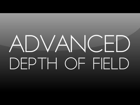 After Effects Tutorial: Advanced Depth of Field (Lens Blur)