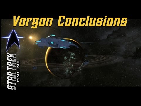 Let's Play Star Trek Online - Vorgon Conclusions