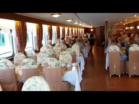 Middle Deck Restaurant - MS Andrey Rublev Cruise Ship