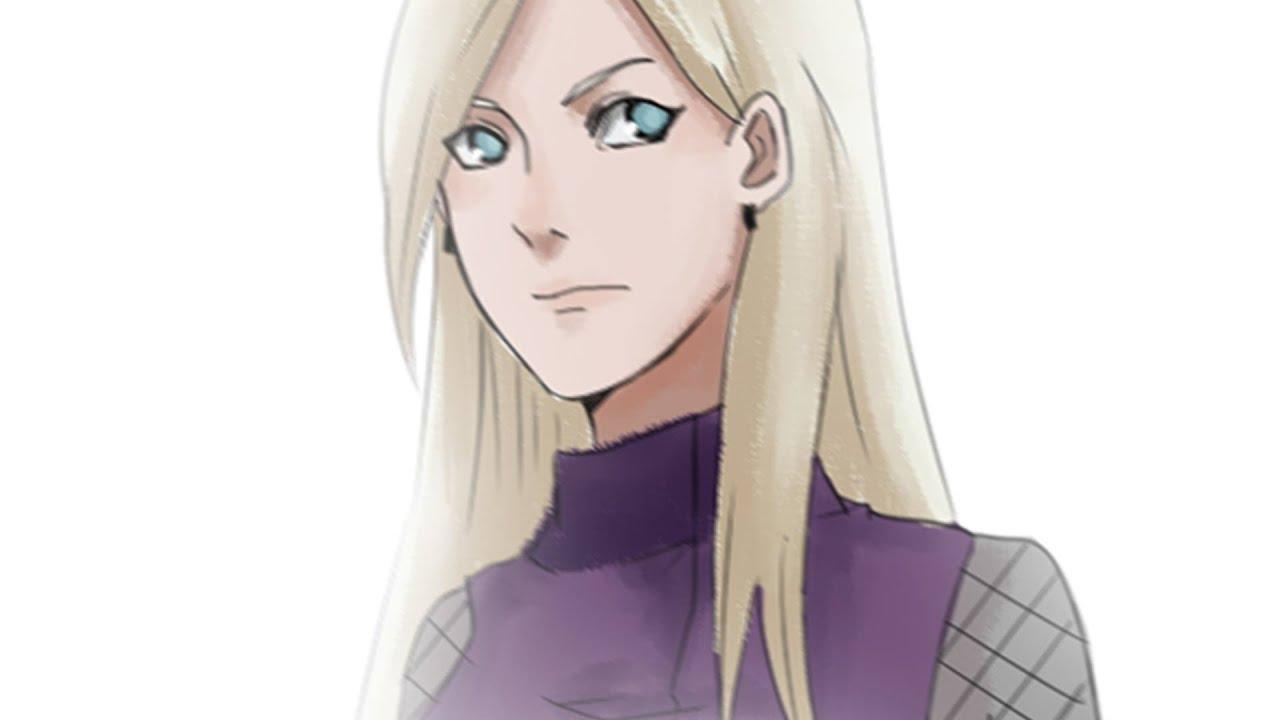 The Last Naruto The Movie -- Future/Older: Ino, Kiba ...