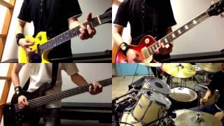 【楽譜あり】新曲『firefly』 を 一人で 全パート演奏【BUMP OF CHICKEN】