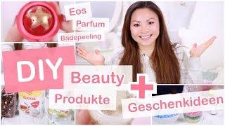 DIY BEAUTY PRODUKTE + GESCHENKIDEEN Eos, Parfum, Badesalz, Peeling   Mamiseelen