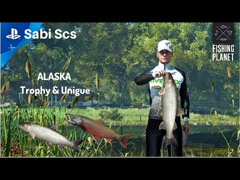 Fishing Planet - Trophy & Unique Dolly Varden, Bull Trout In Alaska