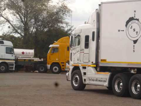 trucking in namibia