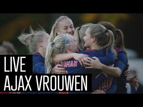 LIVE PSV - Ajax Vrouwen