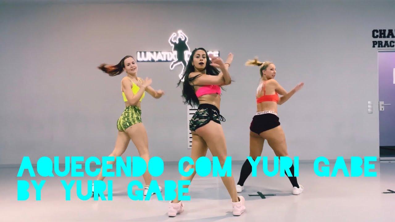 Download Aquecendo com @Yuri Gabe // Brazilian Funk // Latin Twerk #aquecendocomyurigabe
